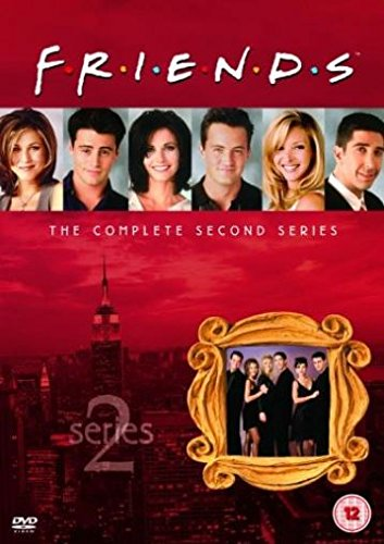 Click for larger image of Friends: Complete Season 2 [DVD] [1995]