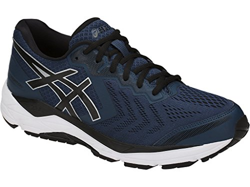 Asics Herren Gel-Foundation® 13 Schuhe, 45 EU, Dark Blue/Black/White