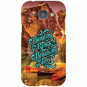 Printland Designer Back Cover for Samsung Galaxy J1 Case Cover