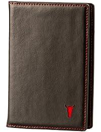 Premium Leather Passport Holder / Travel Wallet by TORRO