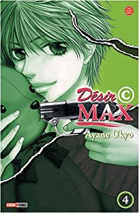 Désir © MAX Edition simple Tome 4
