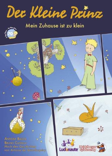 Heidelberger HE471 - Der Kleine Prinz: Mein Zuhause ist zu klein, Legespiel Preisvergleich
