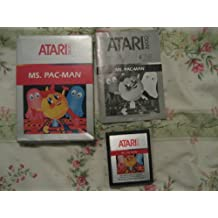 ms pac-man atari 2600 game