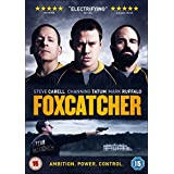 Foxcatcher [DVD] [2015] by Steve Carell