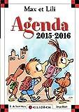 Telecharger Livres Aganda Scolaire Max et Lili 2015 2016 (PDF,EPUB,MOBI) gratuits en Francaise