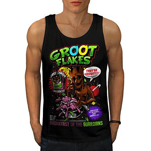 groot-flakes-comic-cereal-hero-men-black-m-tank-top-wellcoda