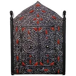 Espejo Marco Mosaico Puertas Marruecos MarroquíÉtnico Oriental Hand Made 0611181033