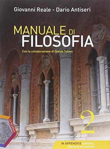Manuale di filosofia. Ediz. plus. Per i Licei. Con e-book. Con espansione online: 2