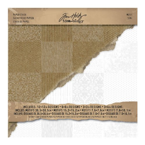 idea-ology-carta-stash-carta-pad-12-x-12-24-fogli-single-sidedkraft-12-12-bianco