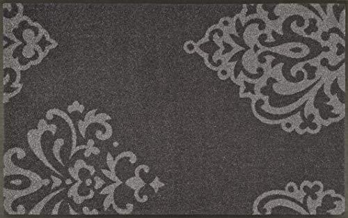 wash + dry Fumatte Lucia Grey 75x120 cm