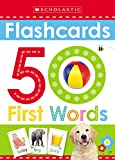 Scholastic Early Learners: Write and Wipe Flashcards: First 50 Words (Scholastic Early Learners (Cartwheel - US))