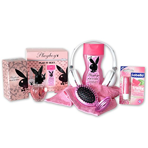 handverpacktes-geschenk-young-lady-mit-playboy-play-it-sexy-eau-de-toilette-und-duschgel-sowie-headp