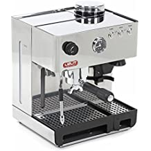 Lelit PL042EMI - Cafetera automática de 1200 W, color plateado