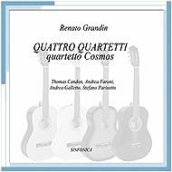 Quattro Quartetti (Per Quattro Chitarre)