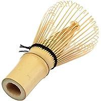 Kentop Matcha Bambusbesen Japanische Teezeremonie Zubehör Bambus Chasen Matcha Pulver Quirl Werkzeug
