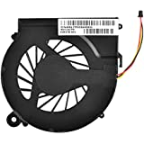 SHiZAK New HP Pavilion G4 G6 G7 G4-1000 G6-1000 G7-1000 CTO Series Laptop CPU Cooling Fan (Not compatible with G4-2000/G6-2000/G7-2000 Series)