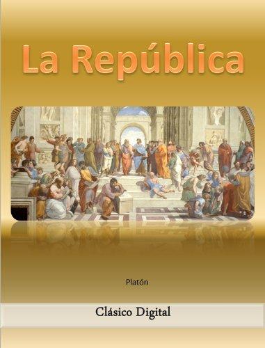 La Republica (Clasicos de la historia nº 1) por Platon