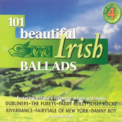 101 Beautiful Irish Ballads