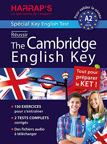 Pass the KET certificate fin niveau A2