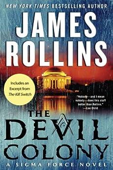 The Devil Colony: A Sigma Force Novel par [Rollins, James]