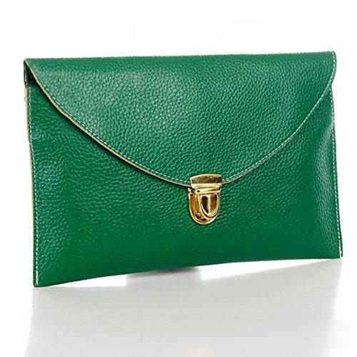 imayson-womens-envelope-clutch-handbag-shoulder-sling-baggreen