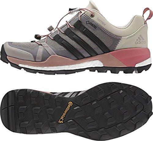 Adidas Terrex Skychaser GTX Women's Trail Laufschuhe - AW16 VAPGRE/CBLACK/RAWPIN