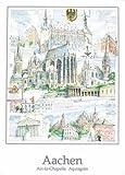 Kunstdruck/Poster: Robert C. Rore Aachen - hochwertiger Druck, Bild, Kunstposter, 50x70 cm