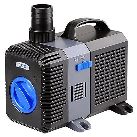 Grech CTP-6000 SuperECO Pond Filter Pump Is A Pump 6000L/H 40 W