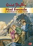 Fünf Freunde - 3 Abenteuer in einem Band: Sammelband 10: Fünf Freunde und ein schlimmer Verdacht / Fünf Freunde und d