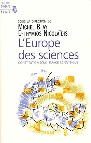 L'Europe des sciences