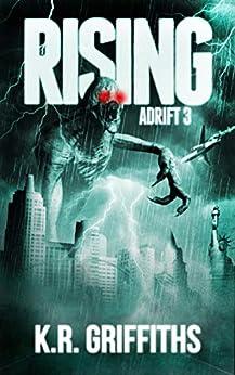 Adrift 3: Rising (Adrift Series) (English Edition) van [Griffiths, K.R.]