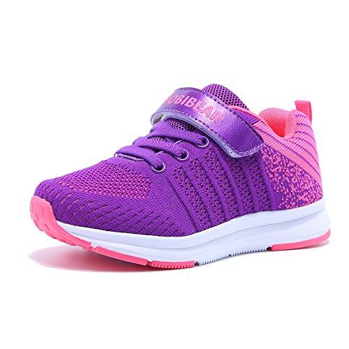 Hallenschuhe Kinder Sneaker Jungen Mädchen Laufschuhe Outdoor Sport Schuhe für Unisex-Kinder