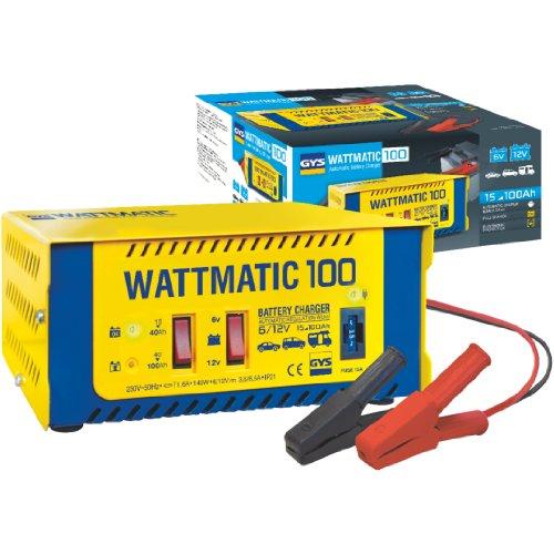 Automatisches Batterieladegerät 6 / 12 V, WATTMATIC 100