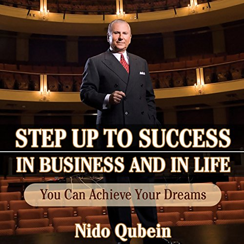 Step Up to Success in Business and in Life  Audiolibri