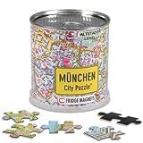 City Puzzle Magnets - München