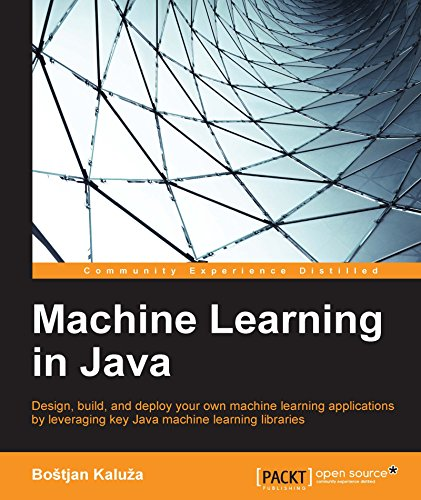 Machine Learning in Java (English Edition)