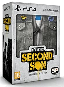 inFAMOUS Second Son: Collector's Edition - Preorder [PS4]