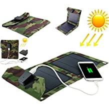 SaleOn™ 5W Portable And Foldable Solar Panel Charger For Mobile Phone and Tablet-255