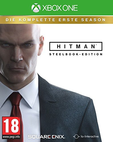 HITMAN: Die komplette erste Season - Day One Edition (XONE) (PEGI)