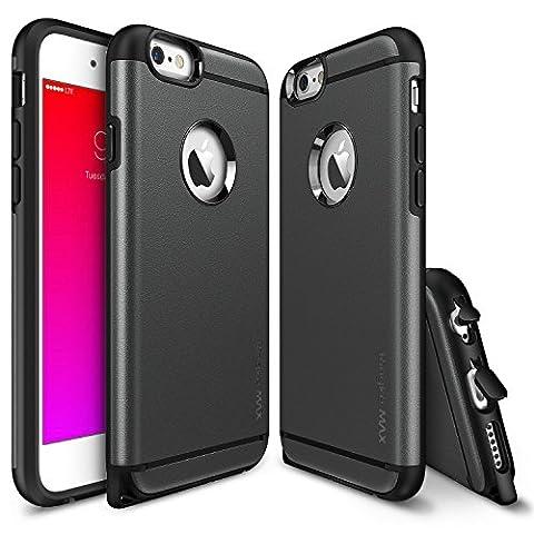 iPhone 6 / 6s Case – Ringke MAX [Free HD Film / Heavy Duty Wear (Telefono Guardia Schermo Custodia In Silicone)
