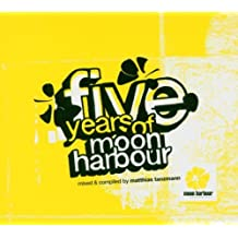 Five Years Of Moon Harbour by Matthias Tanzmann