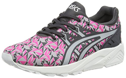 Asics Gel-Kayano Trainer Evo, Baskets Basses Mixte Adulte Rose (knockout Pink/light Grey 2013)