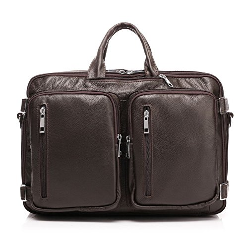 flex-expresso-brown-genuine-leather-briefcase-messenger-laptop-bag-backpack