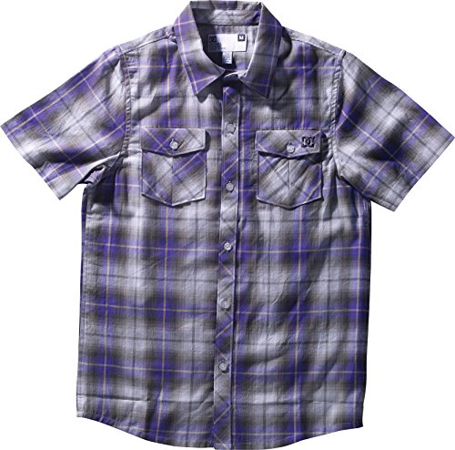 Ash Kids Shirt (DC Thermon Boys Shirt Ash Größe: S Farbe: ash)