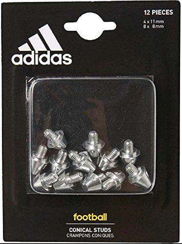 adidas Erwachsene Conical Studs Ersatzstollen, Multicolor, One Size