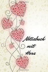 Notizbuch mit Herz