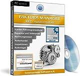 Faktura Manager - KFZ Autowerkstatt - Software - Programm
