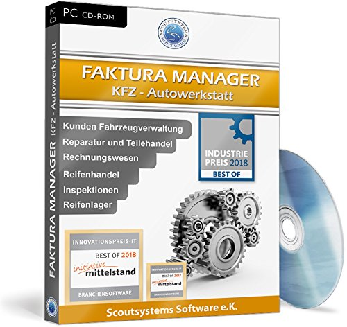 Faktura Manager - KFZ Autowerkst...