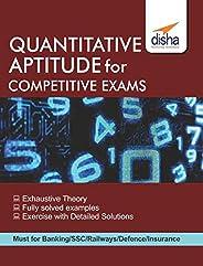 Quantitative Aptitude for Competitive Exams - SSC/ Banking/ Railways/ Defense/ Insurance