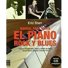 Manuel para tocar el piano rock y blues (Musica Ma Non Troppo)